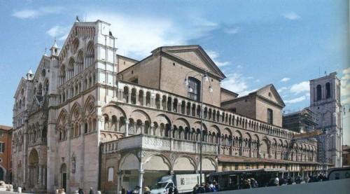 Феррара, Кафедральный собор Святого Георгия, 1135 г.