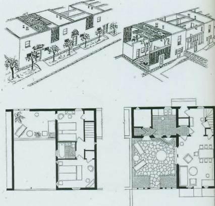А.Буров. Экономичные жилые дома для южных районов