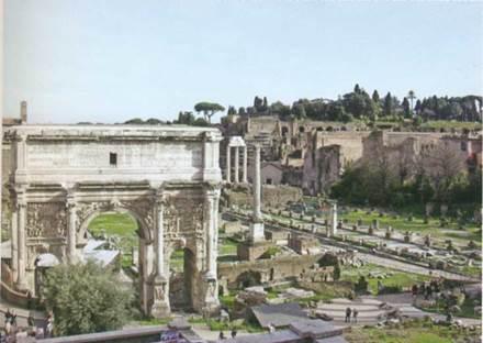 Античные руины сегодня, как правило, носят отпечаток ухоженности, поскольку представляют собой «средство производства» впечатлений, эмоций, в конечном счете - денег