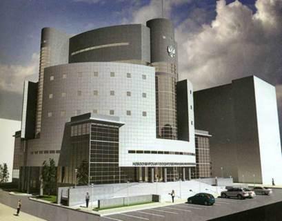 Конкурсный проект библиотеки в Новосибирске по проекту ООО «АПМ»