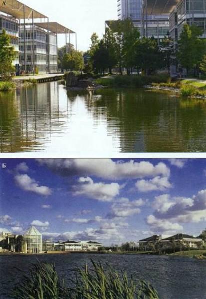 Лондонские бизнес-парки Чизвик и Стокли