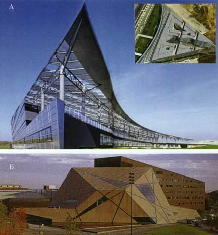 Научно-образовательные и общественные центры