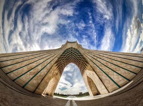 архитектура 21-ого века