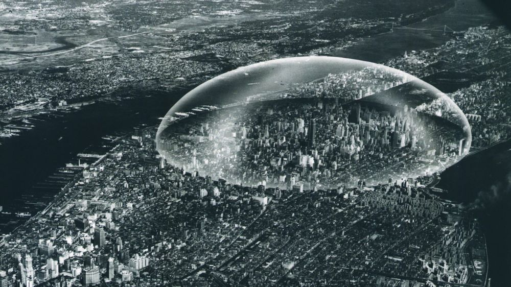 проект «Манхэттен 1950»