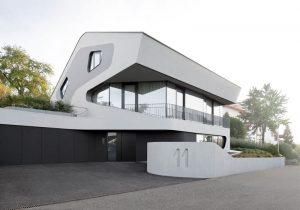 Дом Ols House в Штутгарте