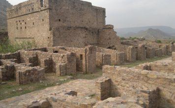Жилые постройки в Индии