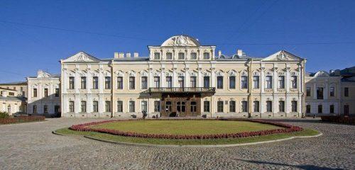 Фонтаннный дом Шереметьевых в Петербурге